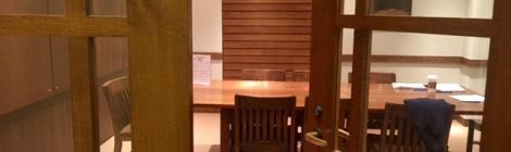 Library AV room