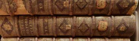Decorative spines, SPCK collection
