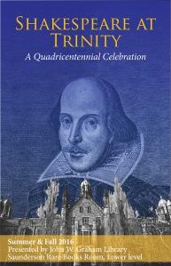 Shakespeare at Trinity Final