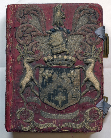 Back cover 1603 Breeches Bible